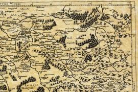 Lorraine Sud en 1593