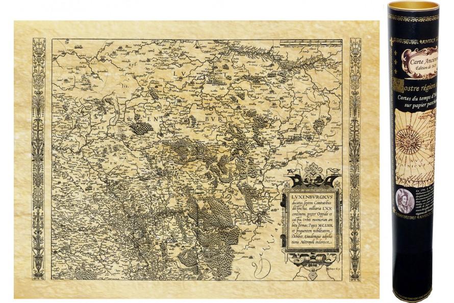 Luxembourg en 1592