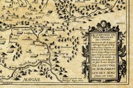 Metz en 1616
