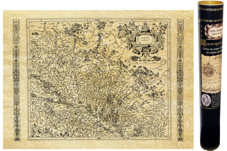 L'Alsace en 1592