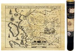 L'Aunis et la Rochelle en 1592
