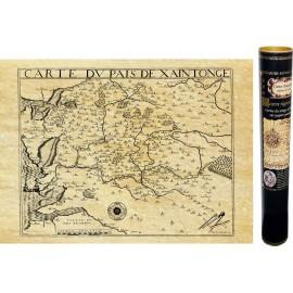 Saintonge en 1592
