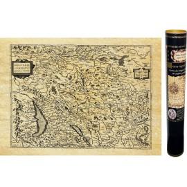 La Franche comté en 1592