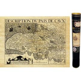 Le Pays de Caux en 1615