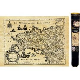 Bretagne en 1650