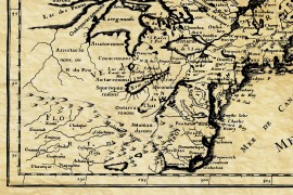 Canada en 1750