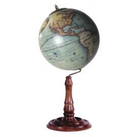 Globe terrestre Vaugondy 1745