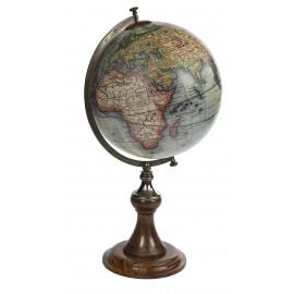 Grand globe Vaugondy 1745