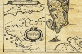 Île d'Oléron en 1627