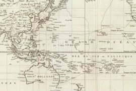 Monde en 1788 - La Pérouse