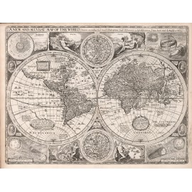 Monde en 1651