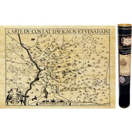 Comté d'Avignon 1615