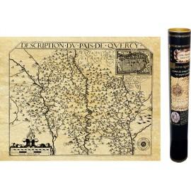 Quercy en 1615