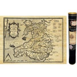 Pays de Galles en 1592