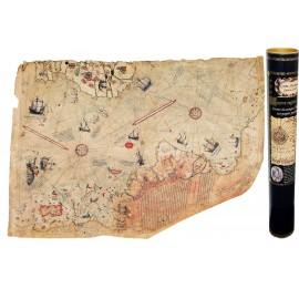 Carte de Piri Reis - 1513