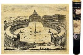 Le Vatican en 1645