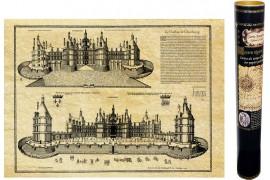 Le Château de Chambord en 1576