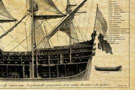 Le Soleil Royal en 1685