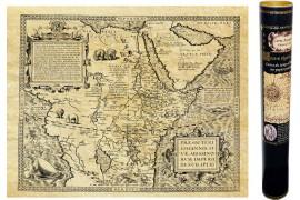 Sources du Nil en 1572