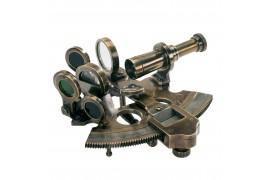 Sextant de poche en bronze