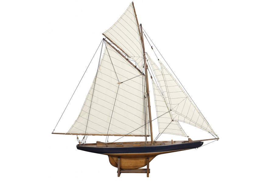 Yacht Columbia America's cup 1902